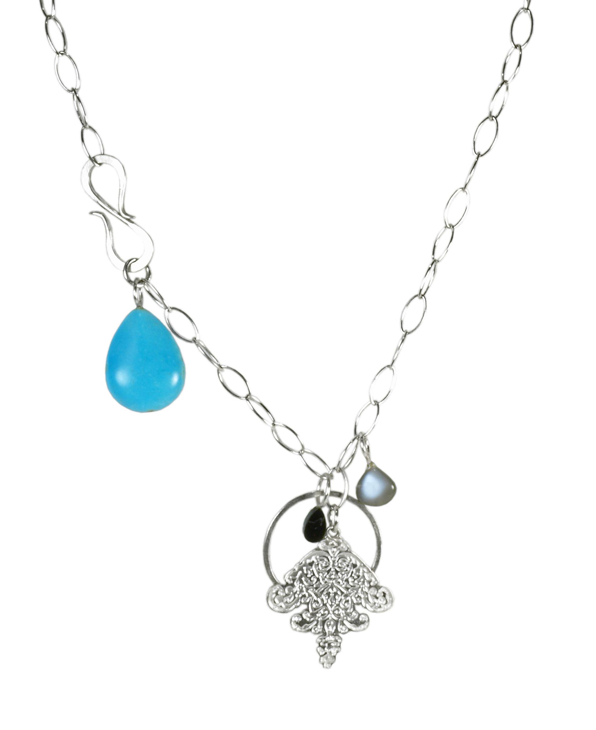 Satellite Necklace (Shape 3)