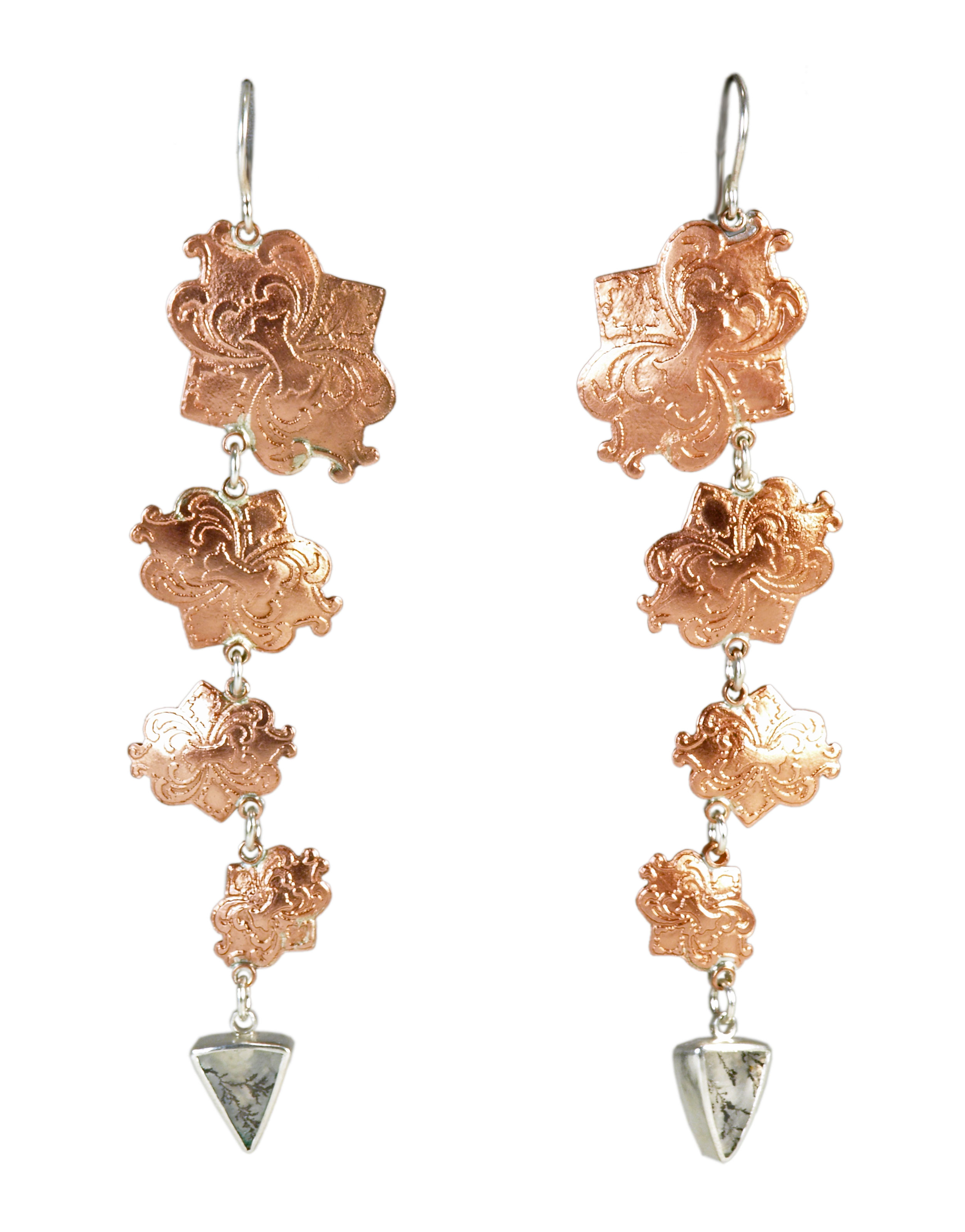 Agaidika Earrings