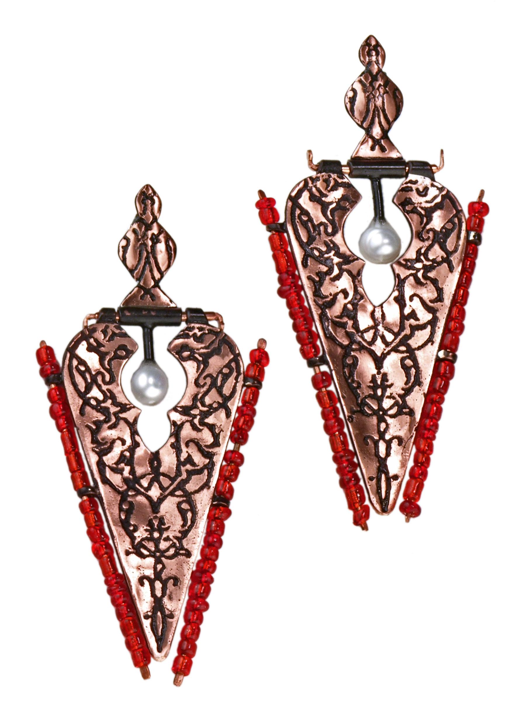 Katar Earrings