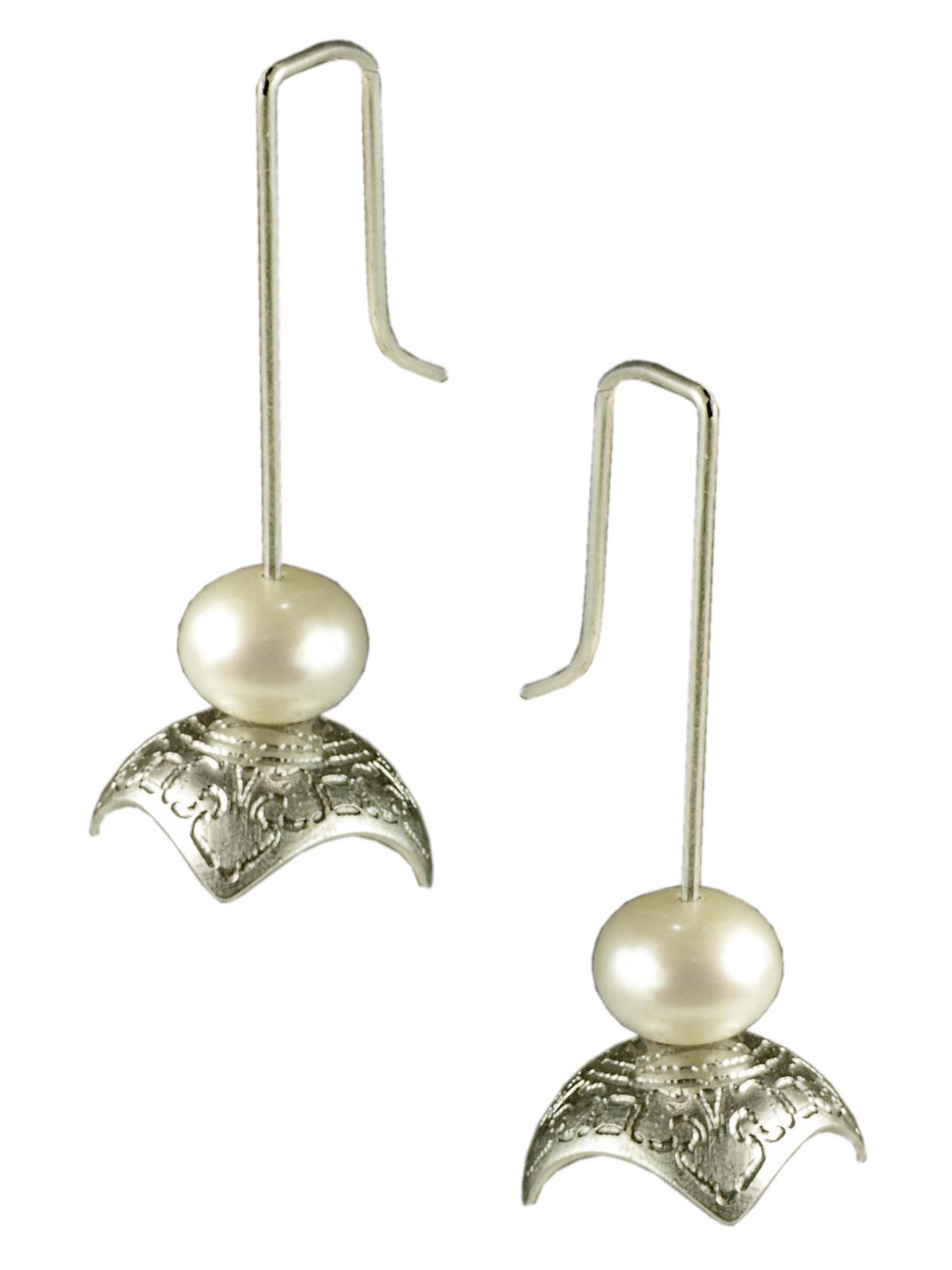 Pearl Sultan Earrings