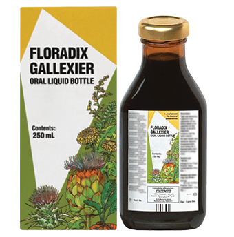 Floradix® Gallexier Appetiser and Digestive Aid 250ml