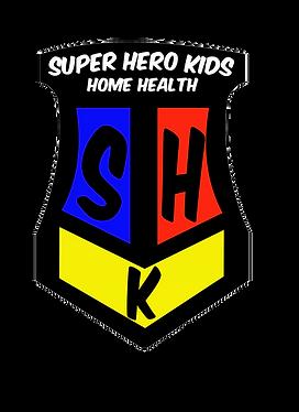 Super Hero Kids Home Health Shield Rev V