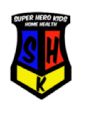 Super Hero Kids Home Health Shield Rev V