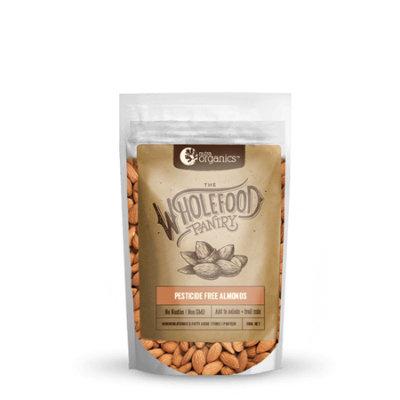 Pesticide Free Almonds 200g
