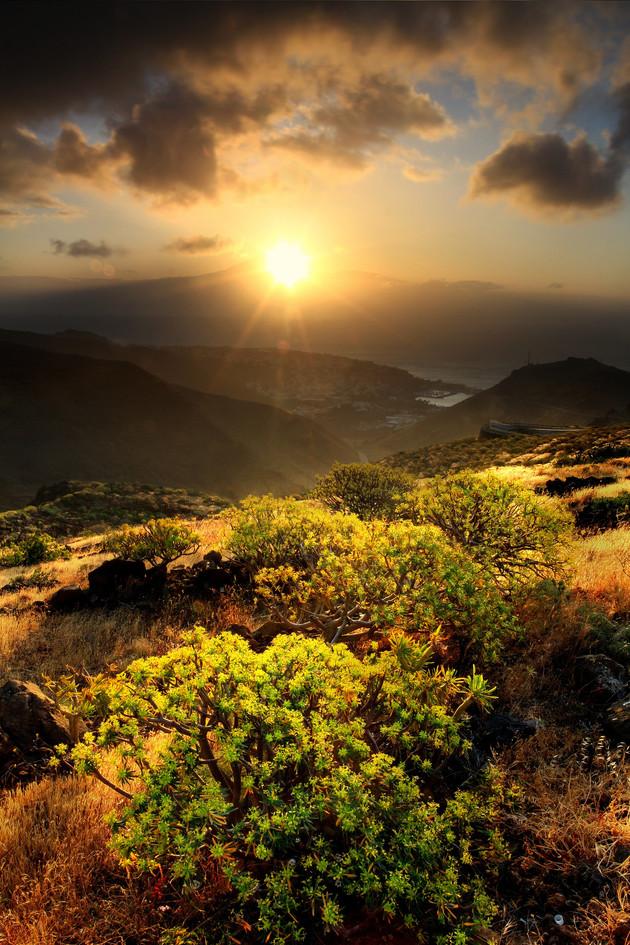 San Sebastian Sunrise