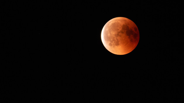 Mooneclipse July 27 - 2018