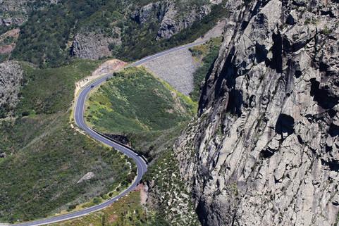 Crazy roads at los Roques