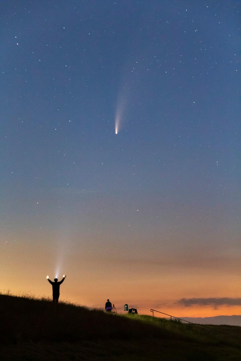 Komet Neowise 2020