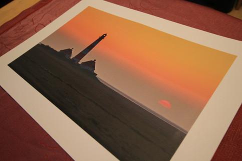 Foto-Abzug Fuji Crystal DP II 20x30
