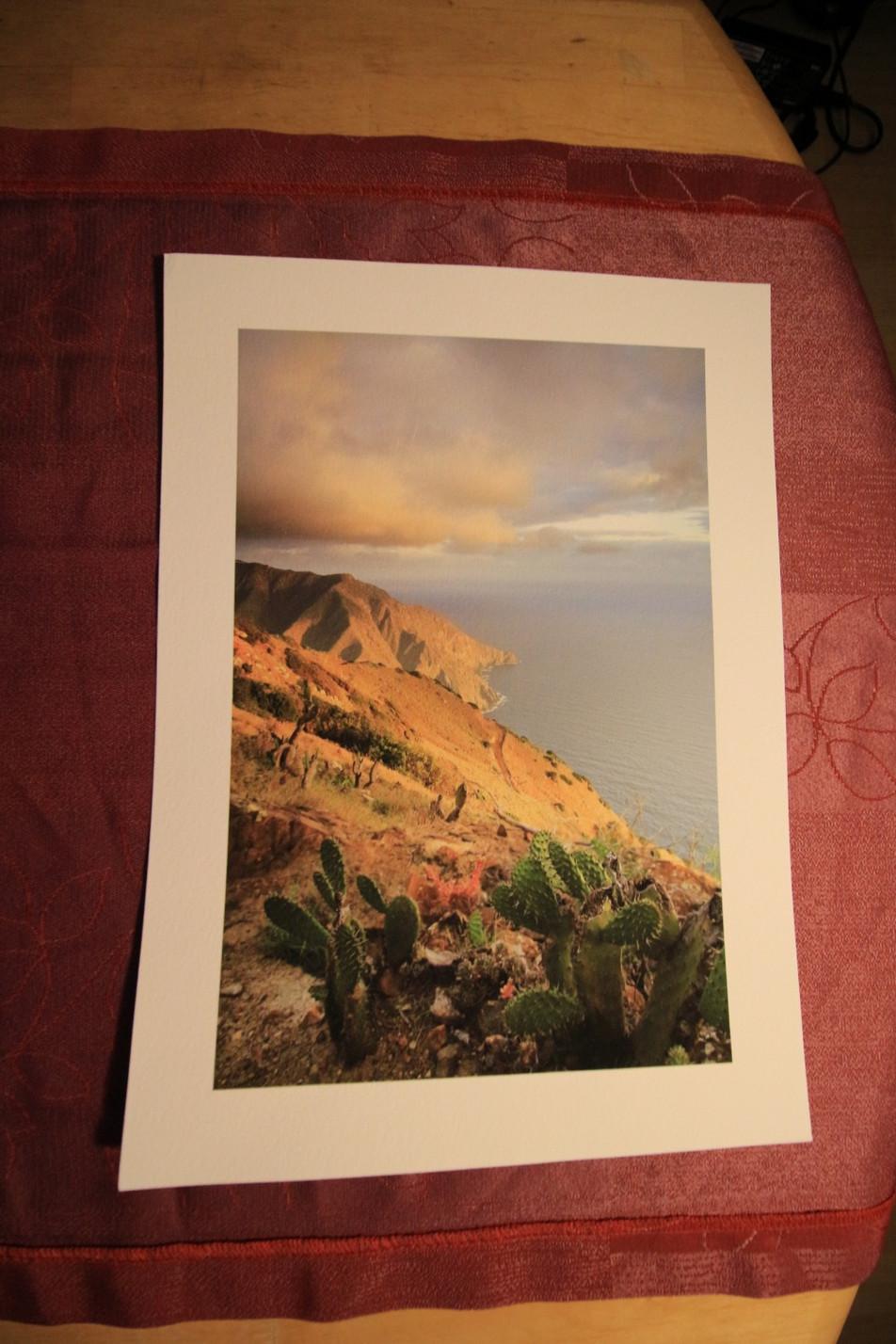 Auf Hahnenmühle - William Turner Fine Art Print 20x30