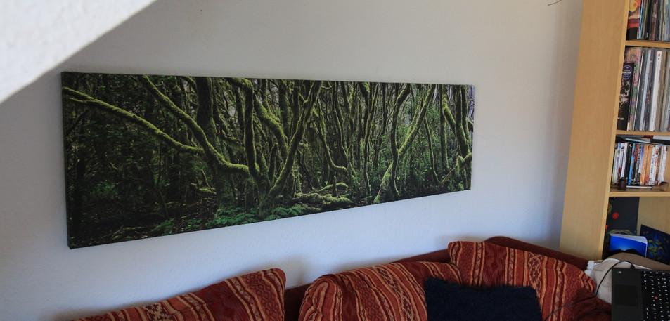 Giant 150cm X 45cm Canvas Print