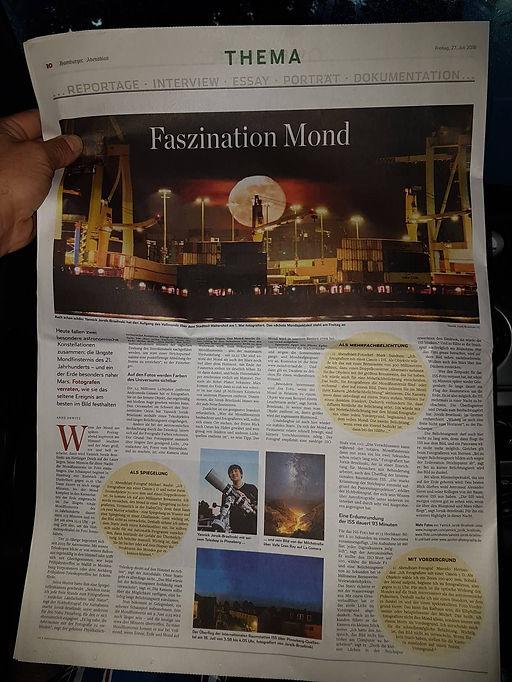 Hamburger Abendblatt 27.07.2018