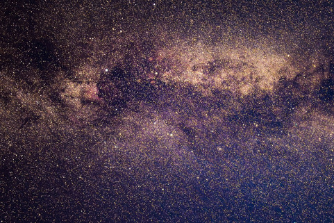 Milkyway with the region of Cygnus