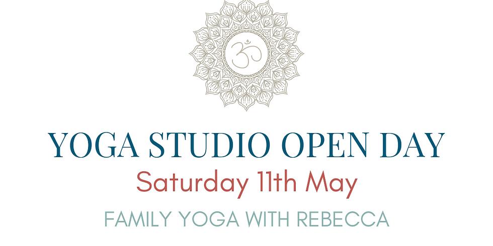 OPEN DAY Family Yoga