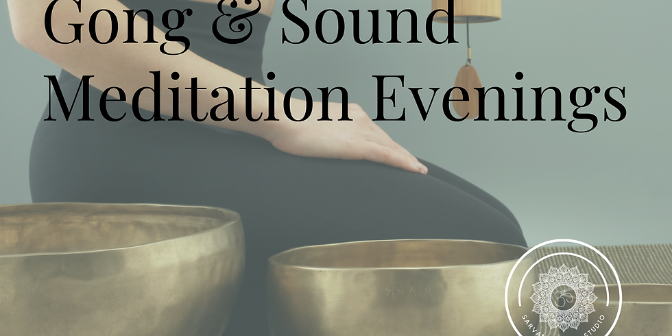{Special Event} Sound Meditation Relaxation Experience