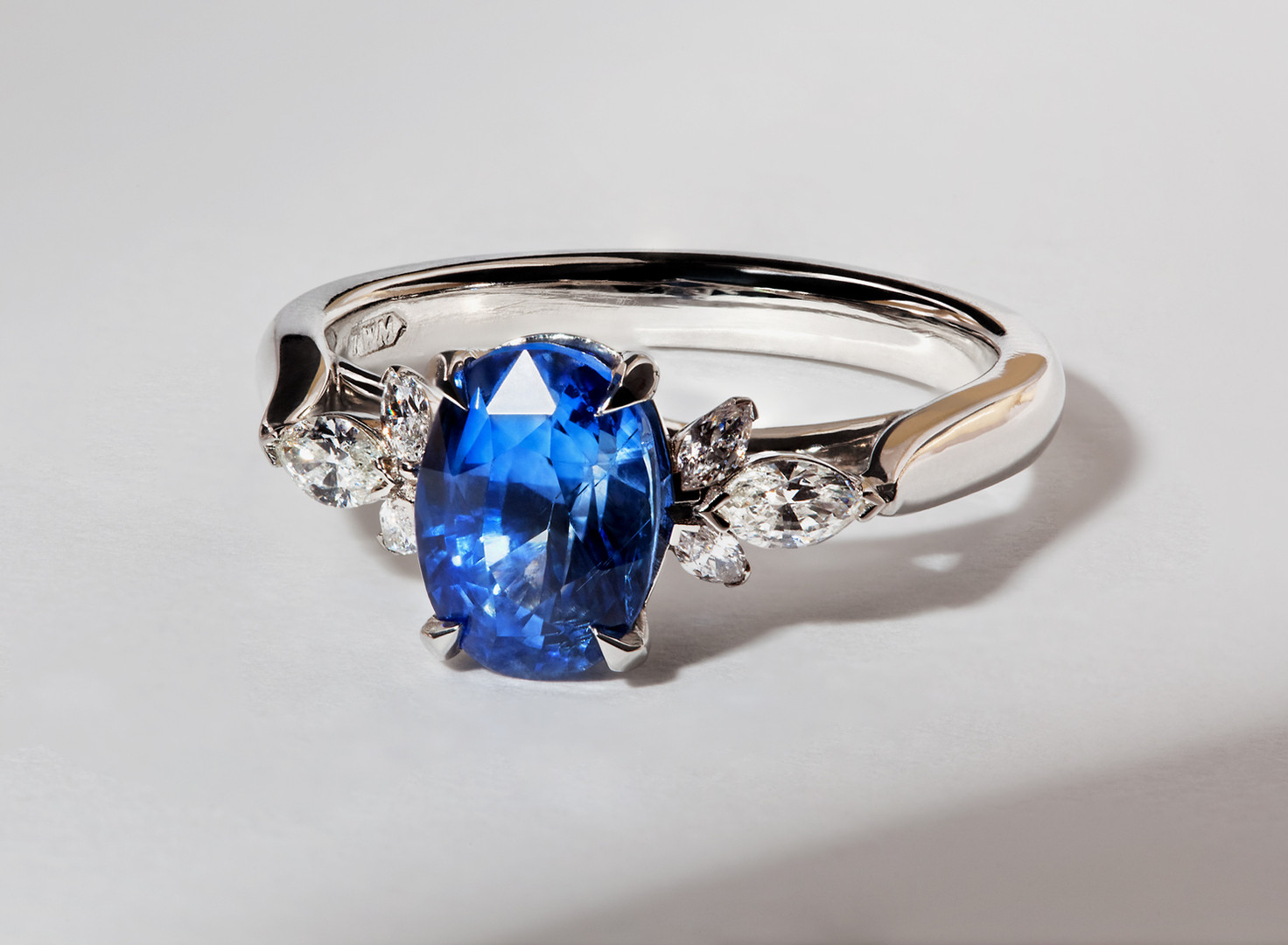 TWJ Bespoke Engagement Ring