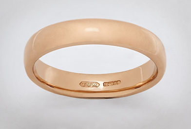 Thomas William Jewellery Wedding Ring. Photography by DanPaton.net