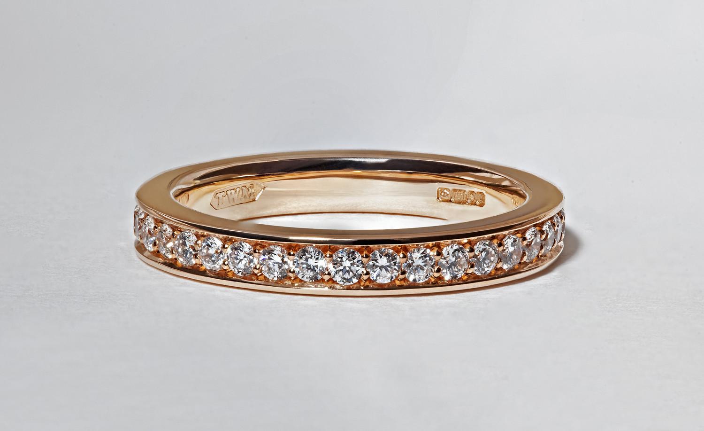 Thomas William Jewellery Wedding Ring