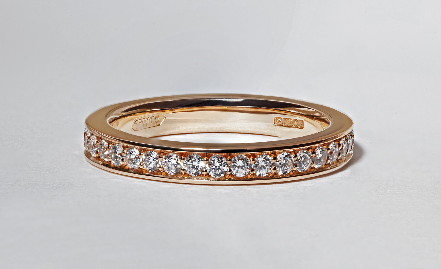 Thomas William Jewellery Wedding Ring