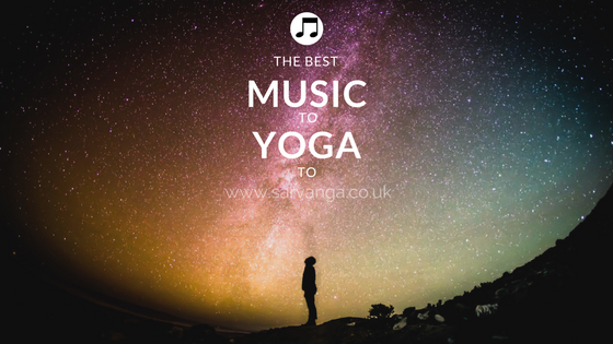 Music to Yoga to...