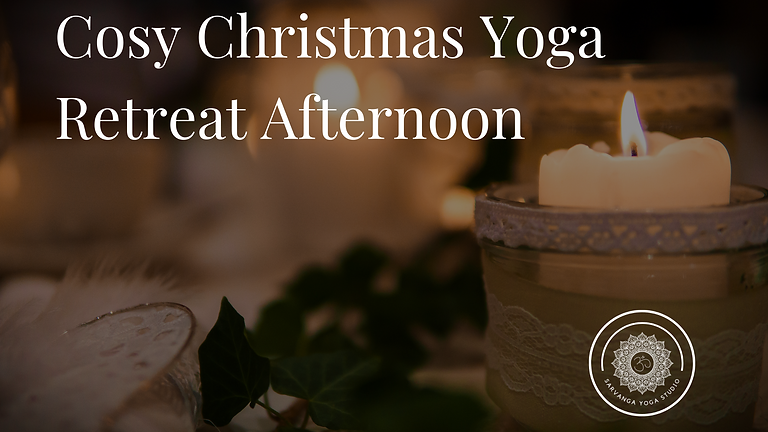 {Event} Cosy Christmas Yoga Retreat Afternoon