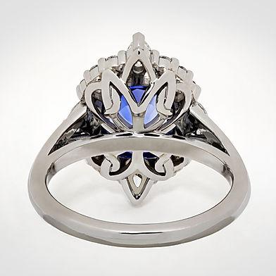 Thomas William Jewellery Engagement Ring. Photography by DanPaton.net