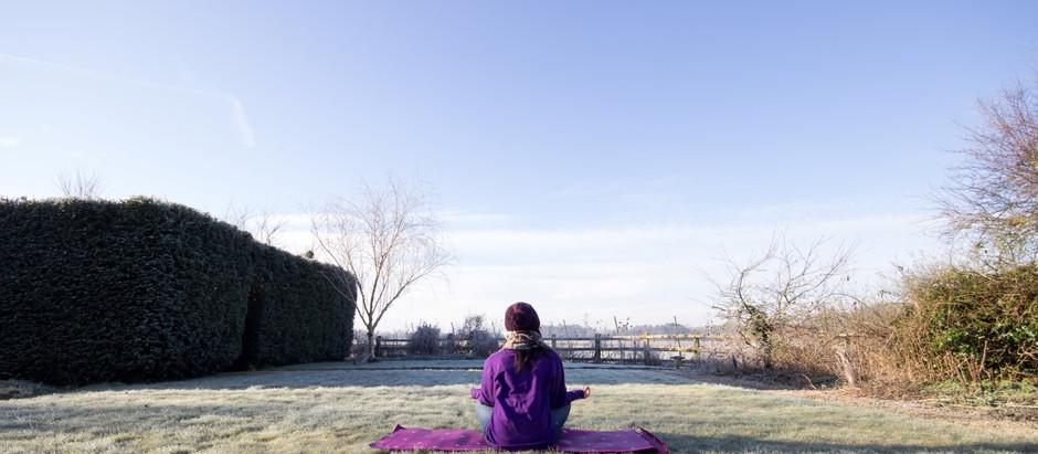 Meditation for a Frosty Day