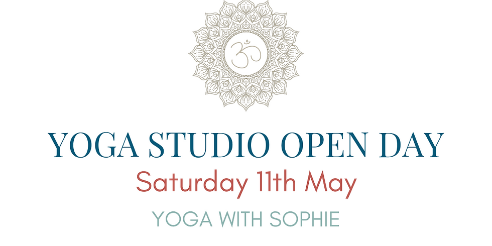 OPEN DAY Yoga with Sophie (1)
