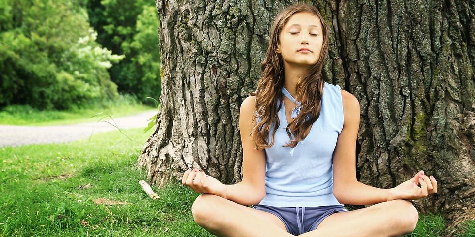 Teen Yoga 13 Years +
