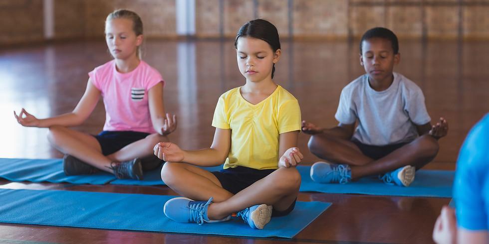 Childrens Yoga 9-13 Years