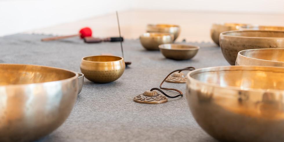 Tibetan Bowl Meditation with Kathryn
