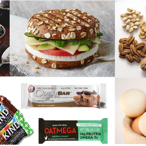 7 Healthy Snack Options for Those on the Go