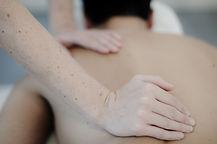 klassisk massasje, avspenning, muskelterapi
