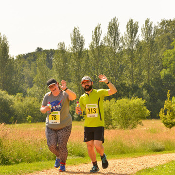 Bracknell Samaritans Run - 5k or 10k run, everyone welcome from beginner to seasoned runner!