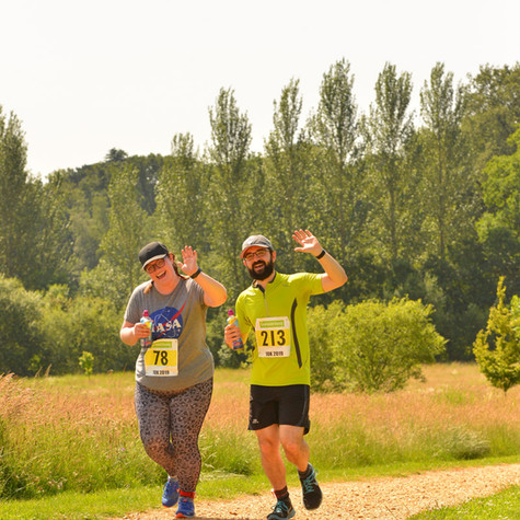 Bracknell Samaritans Run - 5k or 10k run, everyone welcome from beginner to seasoned runner!