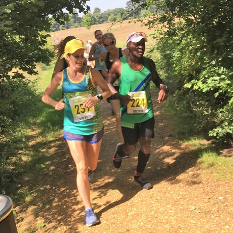 Bracknell Samaritans Run - 5k & 10k Runs through a beautiful course!
