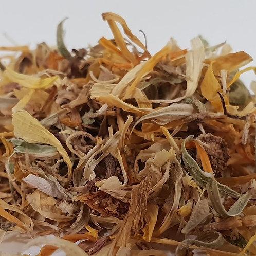 River Tweets - Calendula Tea
