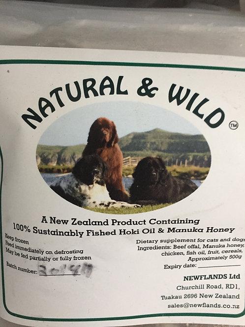 Newflands Natural & Wild 500g