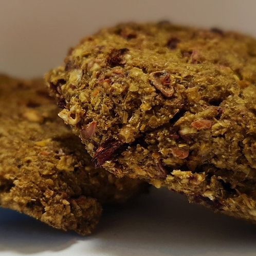 River Chins - Hibiscus Cookies