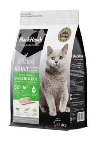 Blackhawk Original Kitten Chicken 3kg