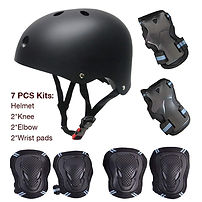 SKL-4in1-7-Pieces-Knee-Pads-Elbow-Pads-W