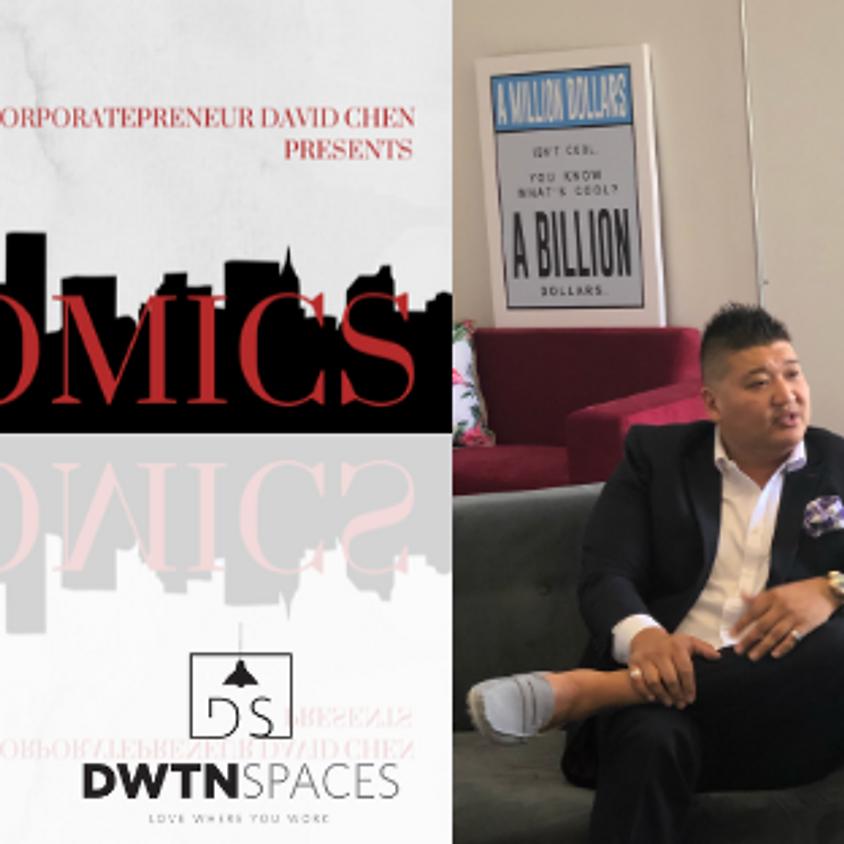 CW Elevate El Paso- Video featuring David Chen
