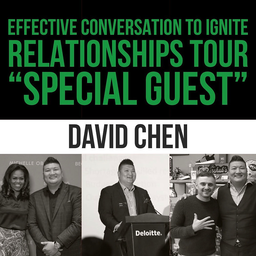 Relationship Tour with Chip Baker and Special Guest David Chen