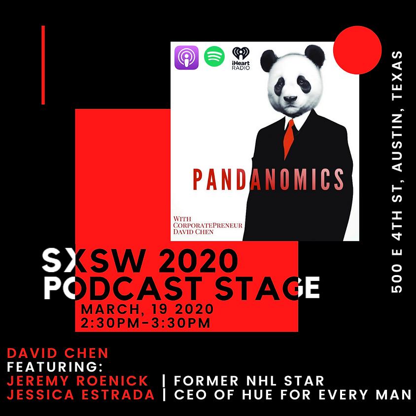 Pandanomics goes to SXSW