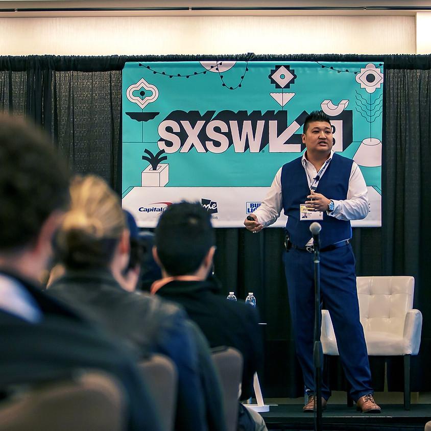 SXSW David Chen- Pandanomics Podcast