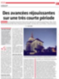 Journal du Jura Mercredi 7 novembre 2018