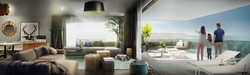 Salon-terraza Suncrest