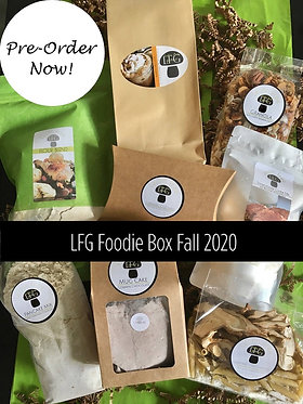 LFG FALL 2020 Foodie Box
