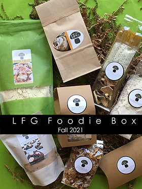 LFG Foodie Box Fall 2021