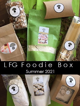 LFG Foodie Box Summer 2021